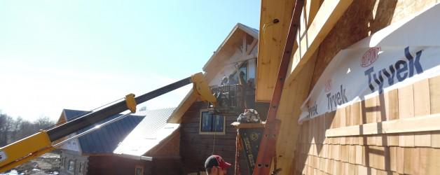 Prepping Your Log Home For Restoration