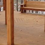 Deck & Siding
