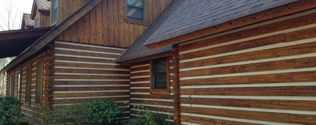 Log Home Restoration Methods
