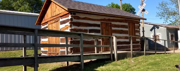 Historic Log Home Wood Preservation