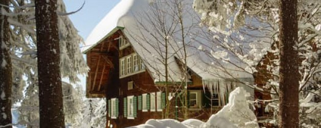 Winterizing Your Cabin