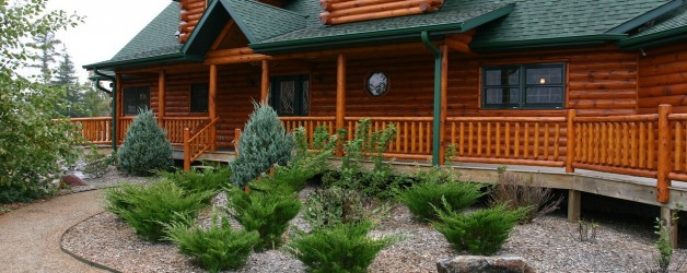 Log Homes: More Maintenance Than You Think