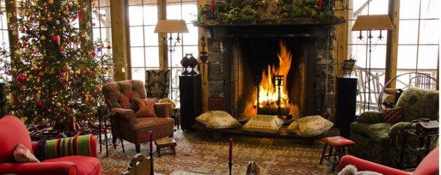 Decorating Your Log Home for the Holidays!