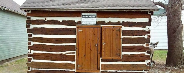 Restoring Old Log Homes (part one)