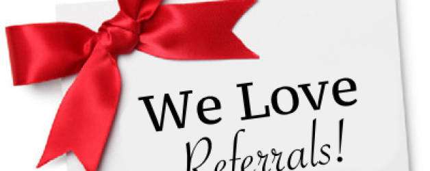 Your Small Business and Referrals