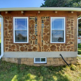 Cordwood Restoration in Princeton MO