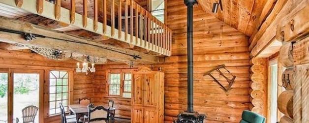 Why a Log Home?