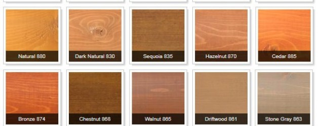 DO LOG HOME STAIN CHOICES MATTER?