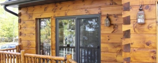 The Right Style of Log Home for You
