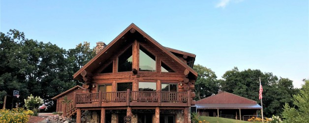 Important Considerations When Buying an Existing Log Cabin