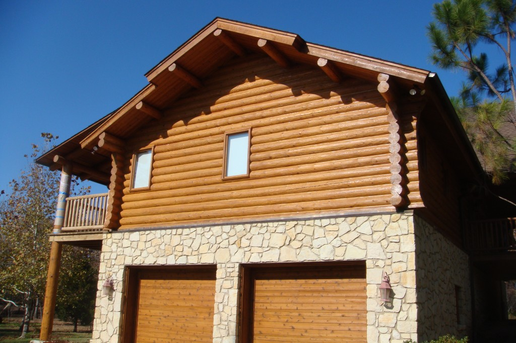 log home caulking Energy Seal