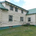 BEFORE – Log Home Repair